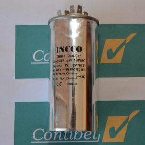 kondenzator 40+2,5uF
